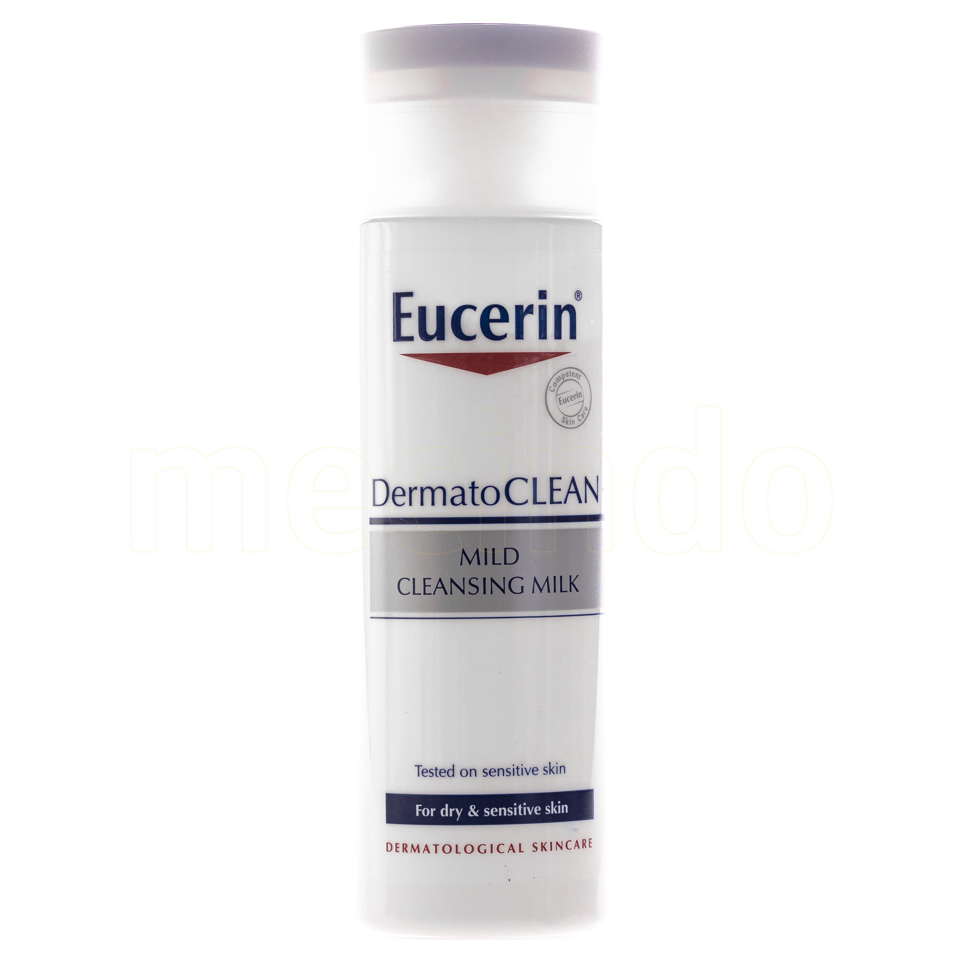 Eucerin Dermatoclean Cleansing Milk - 200 ml