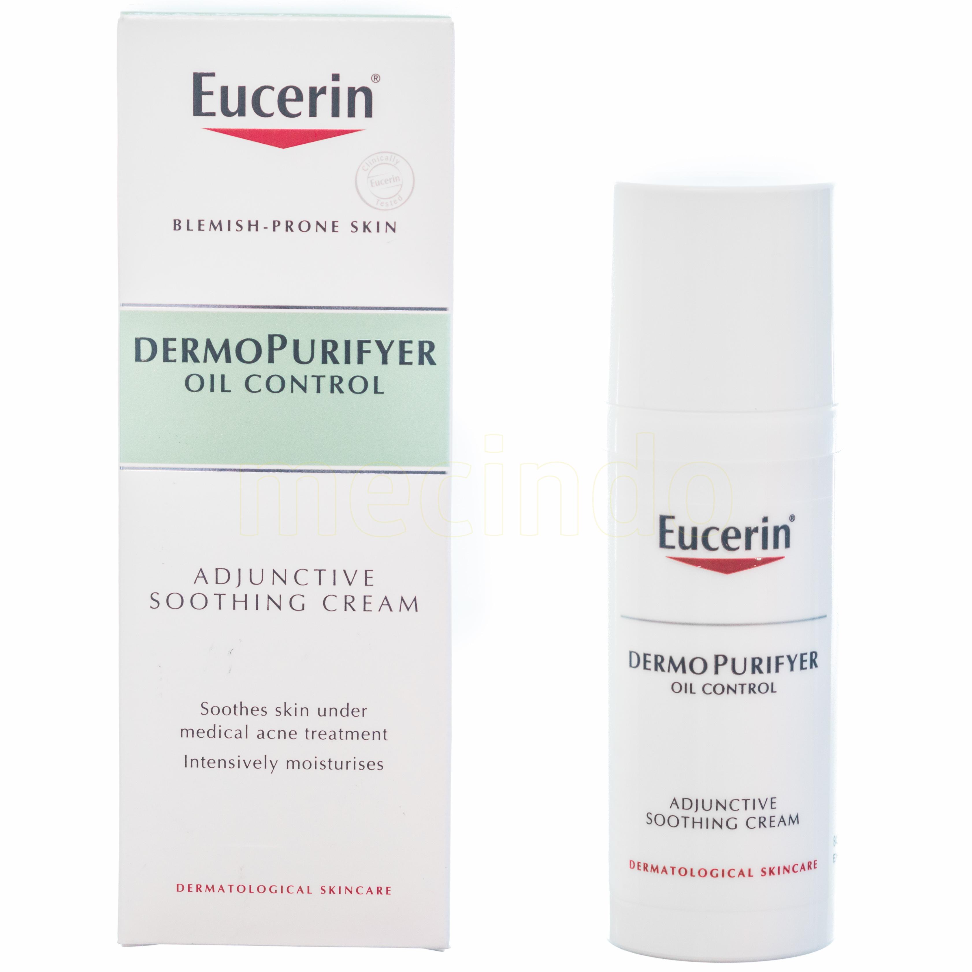 Eucerin DermoPurifyer Oil Control Soothing Cream – 50 ml