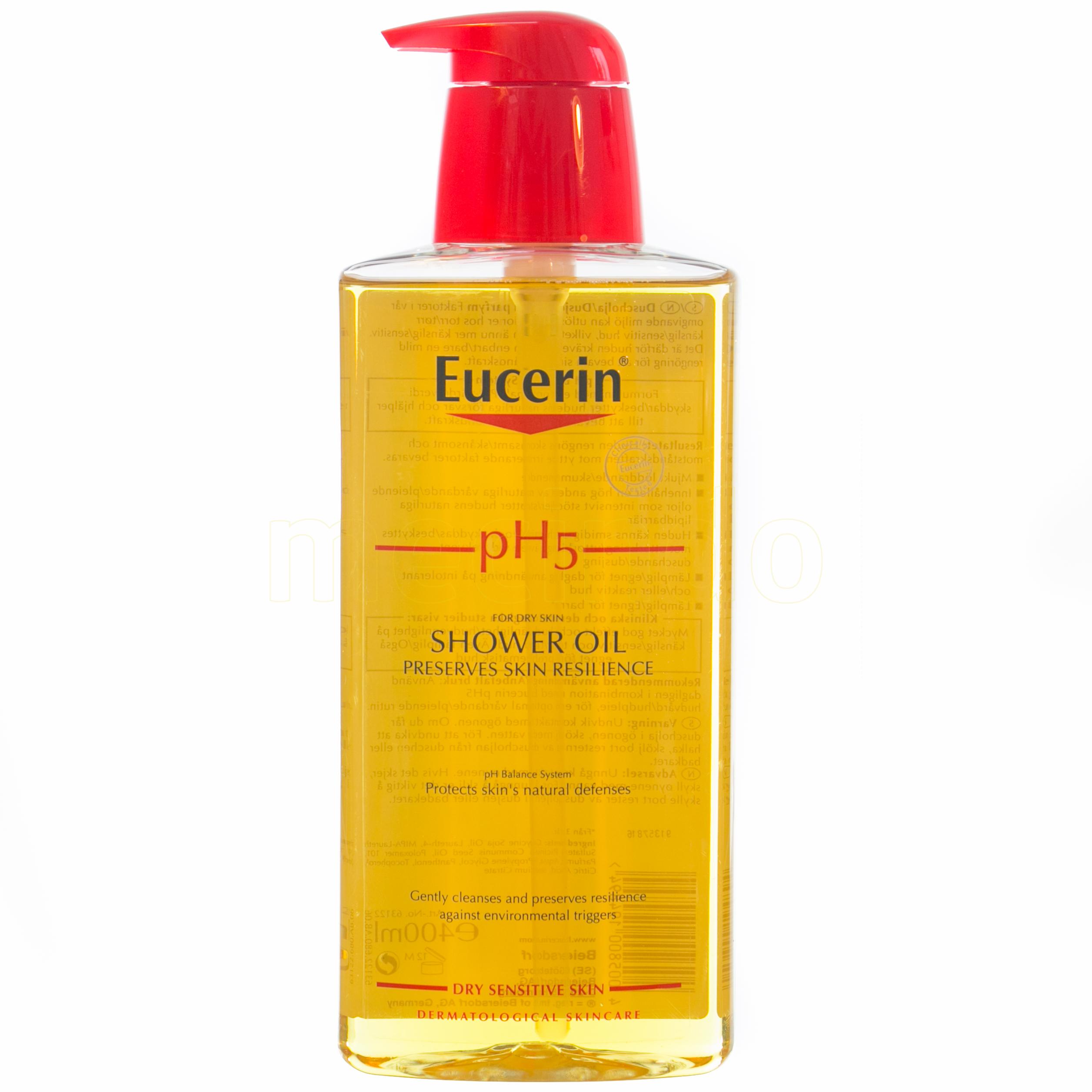 Eucerin pH5 Duscholja - 400 ml