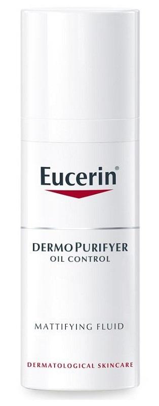 Eucerin DermoPurifyer Oil Control Mattifying Fluid – 50 ml