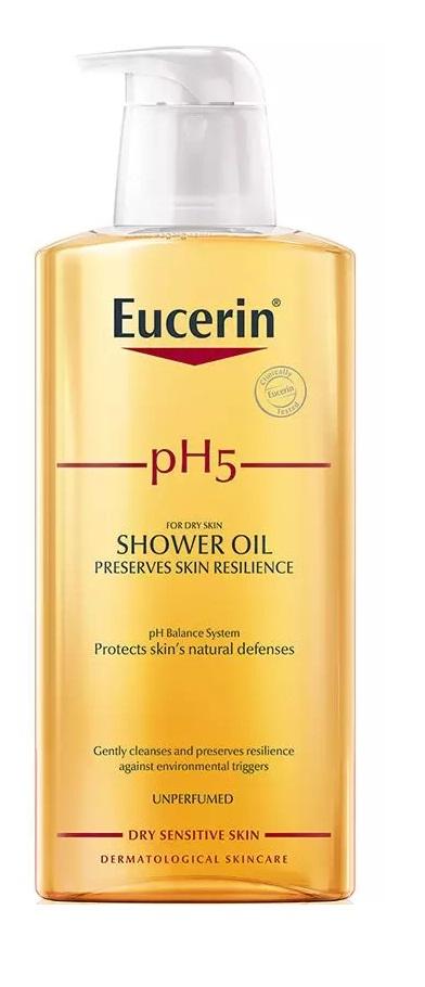 Eucerin Ph5 Shower Oil Oparfymerad - 400 ml