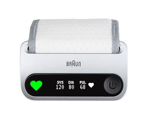 Braun iCheck 7 BPW4500 Blodtrycksmätare – 1 Stk.