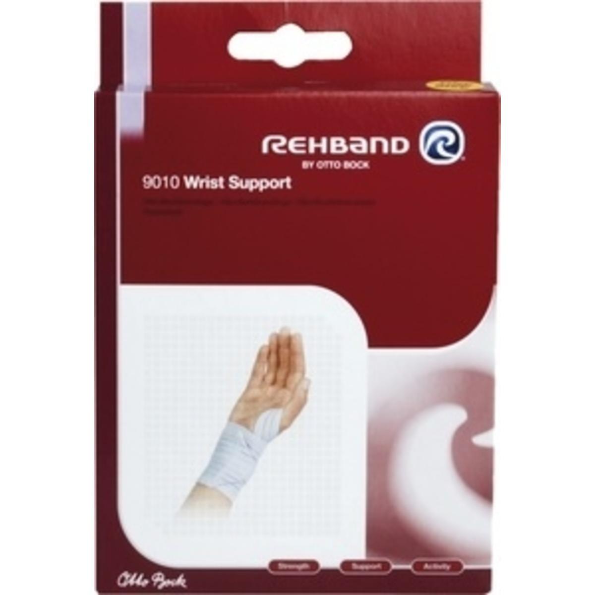 Rehband Handledsbandage - Blå - 1 Stk.
