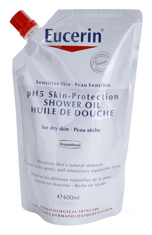 Eucerin Ph5 Shower Oil Refill Oparfymerad Refill - 400 ml