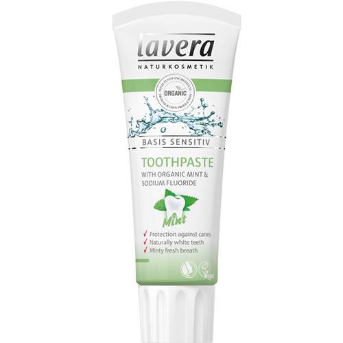 Lavera Tandkräm Mint – 75 ml