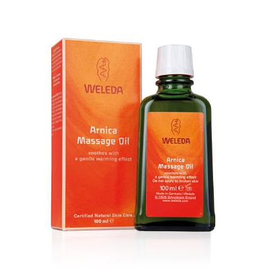 Weleda Massage Oil Arnica – 100 ml