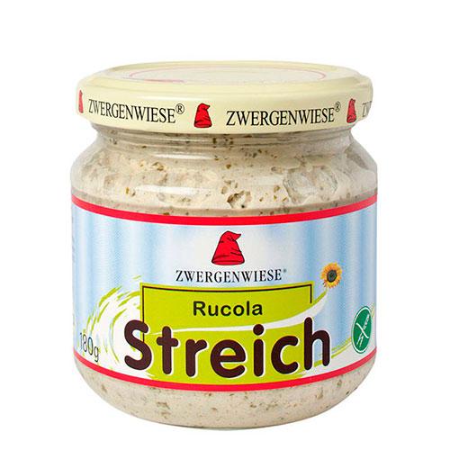Zwergenwiese Streich Ruccola Bredbart Pålägg Eko – 180 G