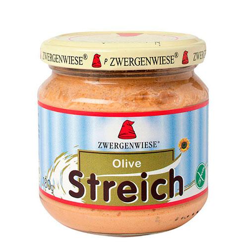 Zwergenwiese Streich Olivpålägg Eko – 180 G