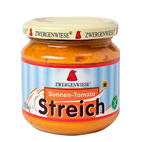 Zwergenwiese Streich Soltorkade Tomater Pålägg Eko – 180 G