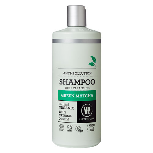Urtekram Green Matcha Shampoo - 500 ml