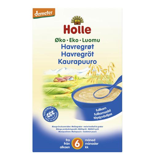 Holle Havregr?t Eko - 250 Gram