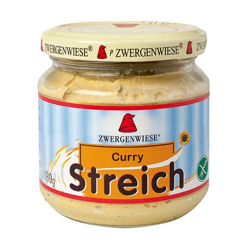 Zwergenwiese Streich Curry Pålägg Eko – 180 G
