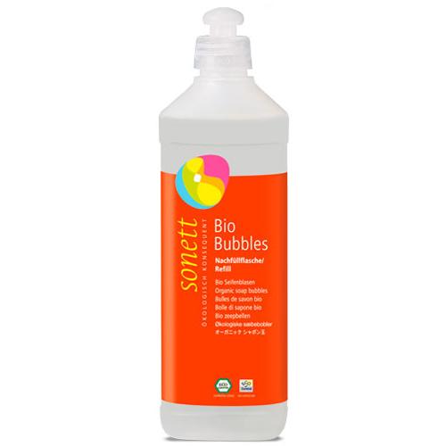 Sonett S?pbubblor Bio Bubbles Refill - 500 ml