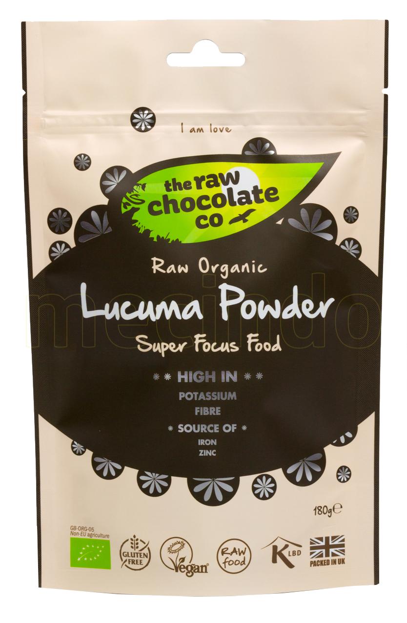 The Raw Chocolate Co. Lucumapulver - 180 Gram