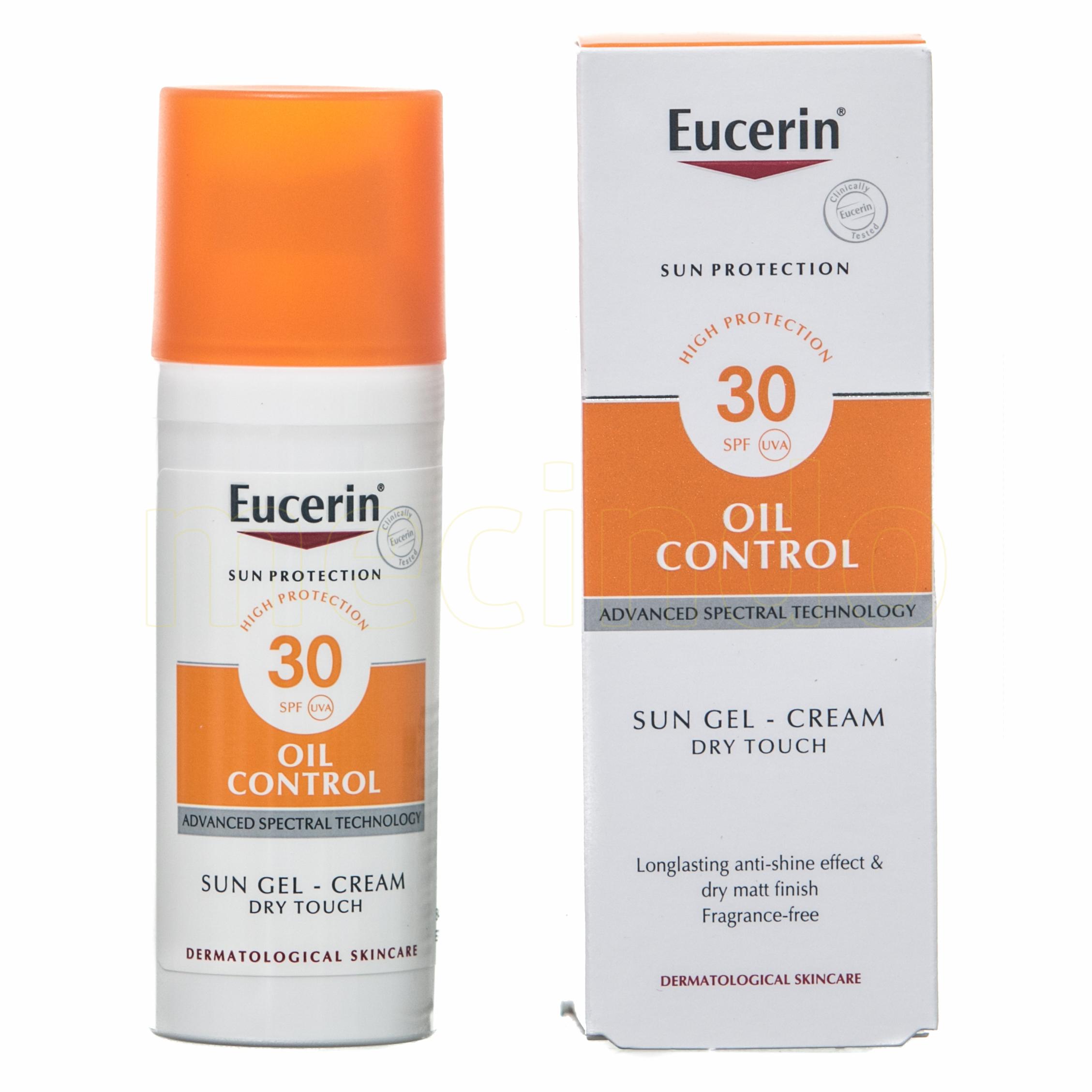 Eucerin Sun Gel SPF30 – 30 SPF – 50 ml