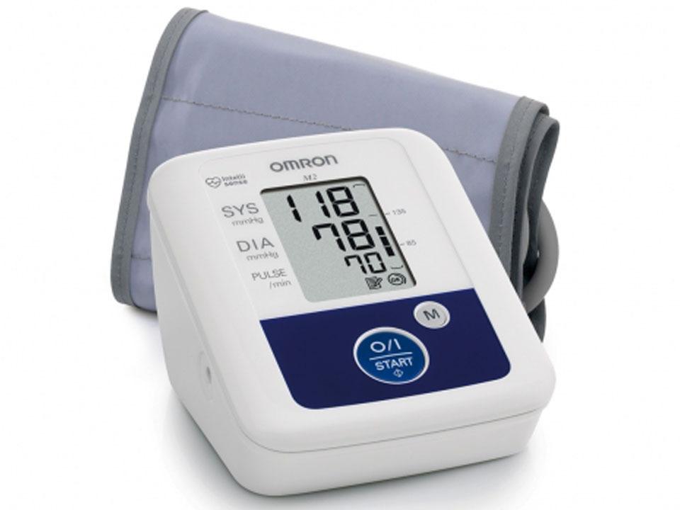 Omron M2 Blodtrycksmätare – 1 Stk.