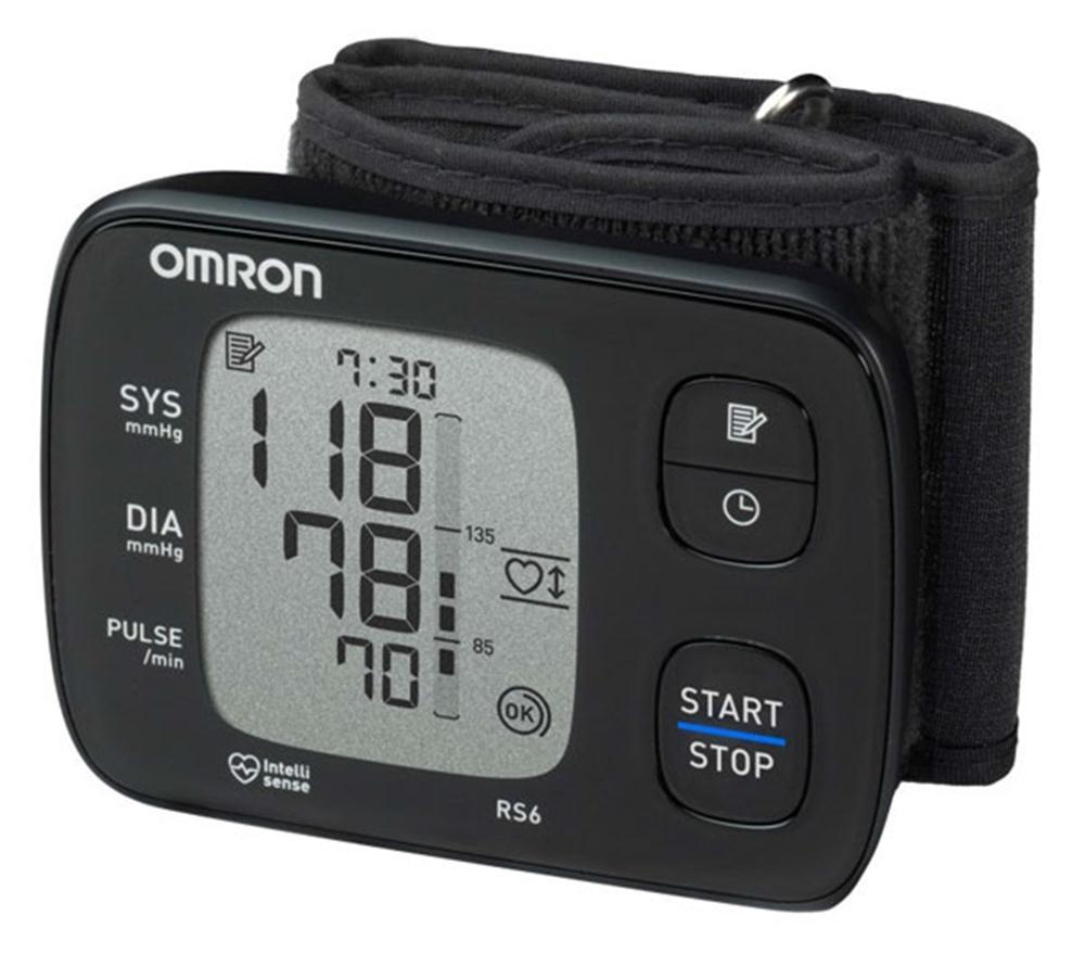 Omron RS6 Blodtrycksmätare – 1 Stk.