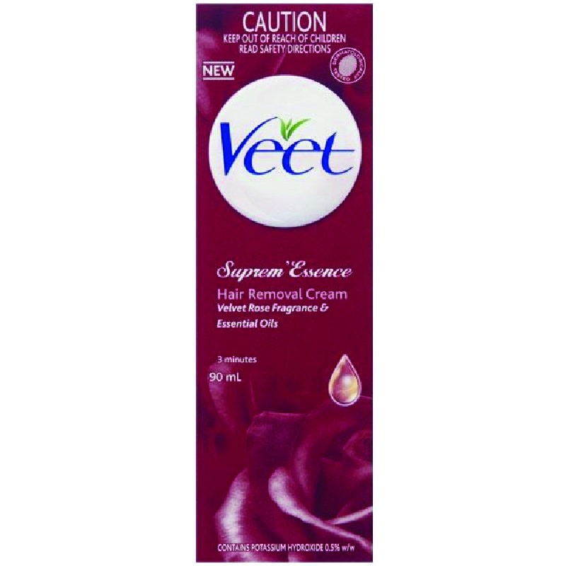 Veet Supreme Essence Cream - 90 ml